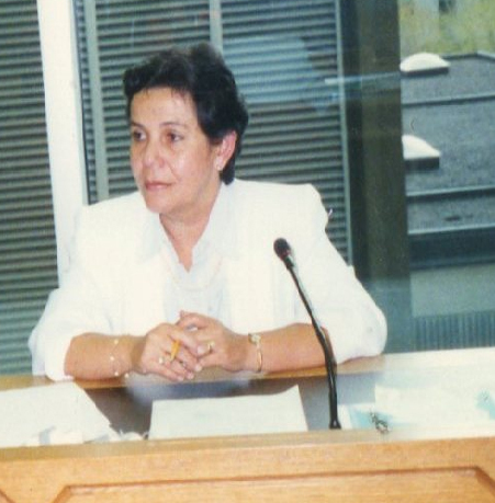 Dra. Antonietta Gutiérrez Rosati. Foto Rodolfo Velarde